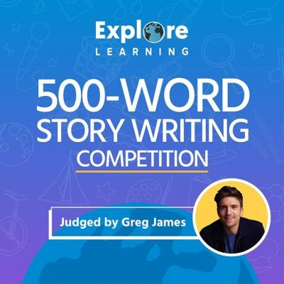 It's the final day to enter the @ExploreLearning Writers' Awards. Time to put pen to paper and create your 500-word story about