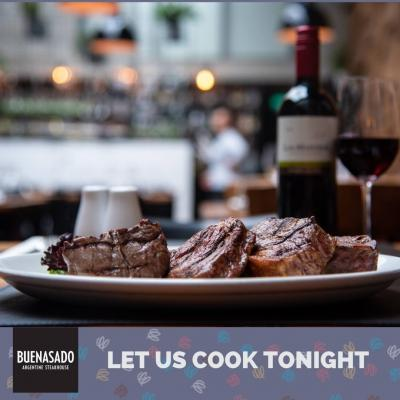 A huge welcome back to the team at @BuenasadoSteakhouse  Walton-on-Thames who is now open! Book your table today and let us do the cooking tonight 😍 ⠀ ⠀ #waltononthames #walton #waltonsurrey #surrey #buenasado #steakhouse #restaurant #nowopen #lovewalton #instadaily
