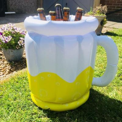 This could probably be the best £2 you spend this week ☀️🍺🥂 @poundland⠀ *⠀ *⠀ *⠀ #waltononthames #surrey #heartshopping #beer #cooler #fun #novelty #poundland #garden #coolbox #imflatable #instadaily