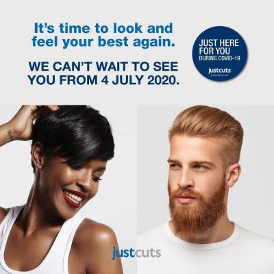 🎉Just Cuts is NOW OPEN🎉⠀ ⠀ For 30 years @justcutswaltonthames has set the standard for salon hygiene with additional practices now added to amplify health and safety for Clients and Teams in line with government requirements. ⠀ ⠀ To get yourself a Style Cut simply download the Just Cuts app. You can view the wait time and Check-In to the queue for contactless convenience. The team will send you a text message when your turn is next. Easy! Just search for Just Cuts in the app store and download free.