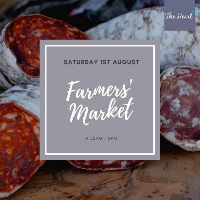 Make sure you head to the Farmers' Market this Saturday from 9.30 am - 2 pm! ⠀ ⠀ With bread, meats, cheeses to fresh flowers and cakes, bring the family to enjoy the excellent, locally sourced, seasonable goods available and excite your taste buds!🧀🍖🍞⠀ ⠀ See link to find out more! https://buff.ly/3gaU43i⠀ ⠀ #FarmersMarket #TheHeart #WaltonOnThames #LocalProduce