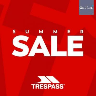 SUMMER SALE!🌞 ⠀ ⠀ Head to @Trespass for up to 70% off on selected items in-store!⠀ ⠀ #Trespass #SummerSale #OutdoorClothing